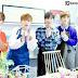 [Fakta] B1A4 Rayakan Chuseok Dengan Merangkai Bunga