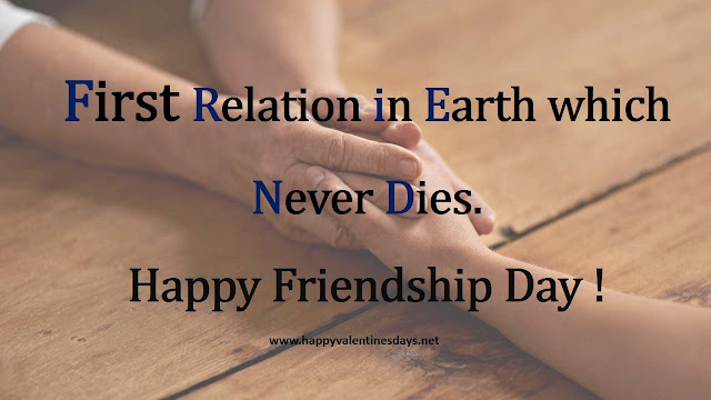 Friendship Day HD Image
