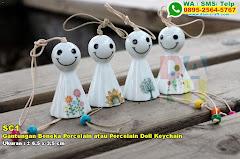 Gantungan Boneka Porcelain Atau Porcelain Doll Keychain
