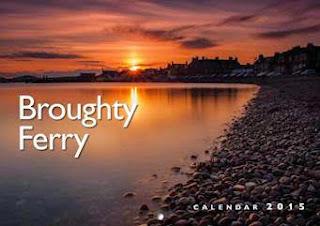 Broughty Ferry Traders' Association Calendar 2015