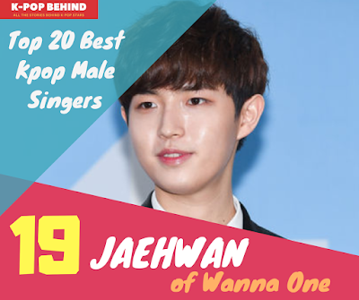 wanna one jaehwan