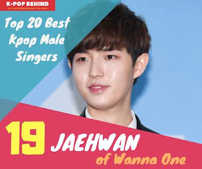 wanna one jaehwan