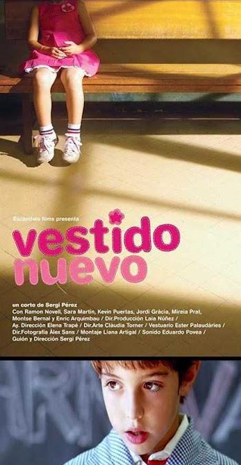 VER ONLINE Y DESCARGAR: Vestido Nuevo - CORTO - España - 2007