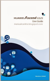 Huawei Ascend G525 Manual Cover