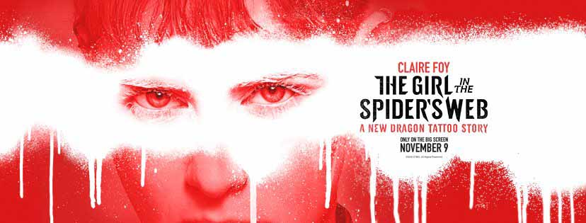 Film The Girl in the Spider's Web Sinopsis