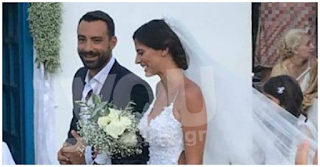 Γάμος Μπόμπα- Τανιμανίδη: Το εντυπωσιακό νυφικό της Χρισρτίνας που μαγνήτισε όλα τα βλέμματα!