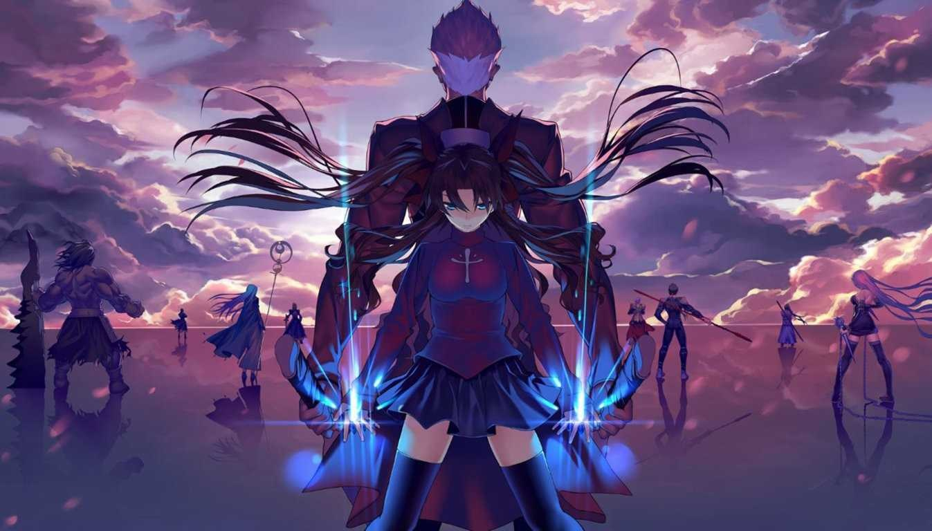 Review Fate/Stay Night: Unlimited Blade Works Pedang Tanpa Batas