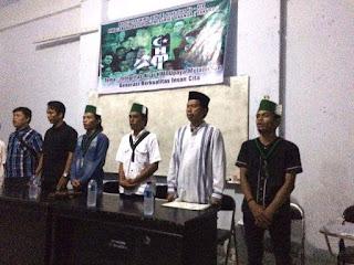 Mahasiswa Islam Unanda Ikut Bastra HMI
