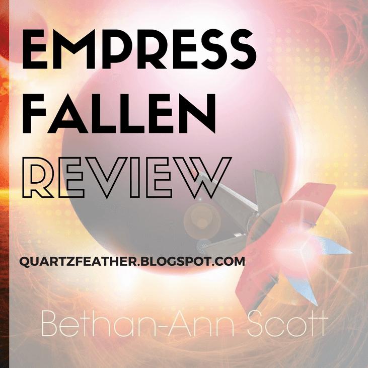 Empress Fallen by Bethan Scott