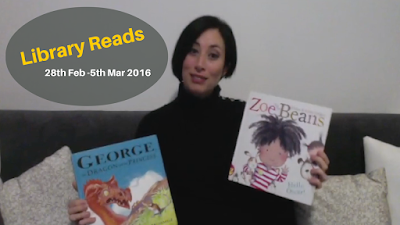 Library Reads: 28th February-5th March 2016