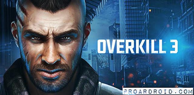 لعبة الأكشن Overkilk 3 v1.4.5 مهكرة للأندرويد (اخر اصدار) logo