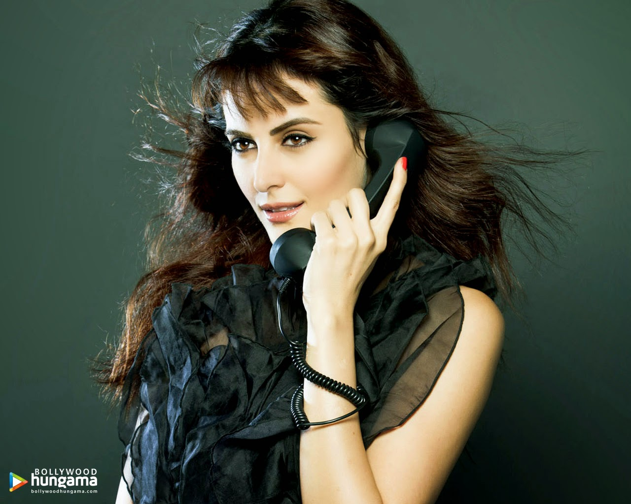 Mandana Karimi Phone Talk