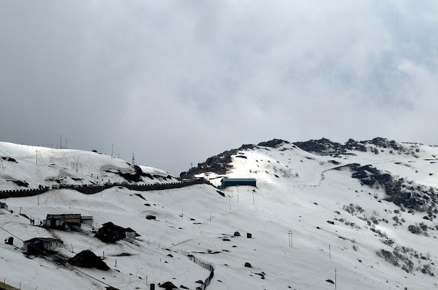 Snow Covered Lands, East Sikkim