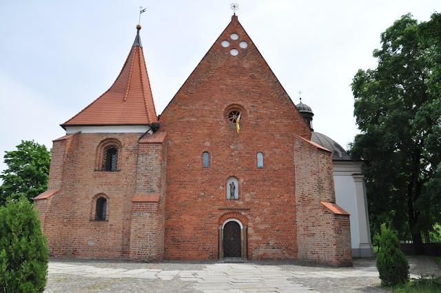 Kościół św. Jana Jerozolimskiego za murami w Poznaniu