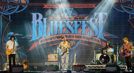 On discovering Kaleo at Bluesfest 2016