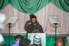 Osinbajo calls for sanction of banks that aids financial crimes
