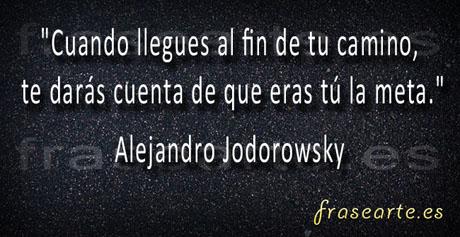 Frases cortas de Alejandro Jodorowsky