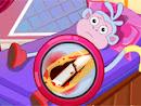 Dora Help Boots Bone Surgery