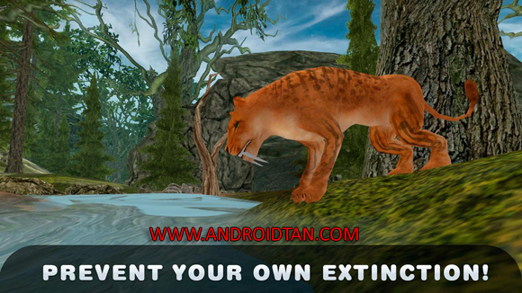 Life of Sabertooth Tiger 3D Mod Apk Download