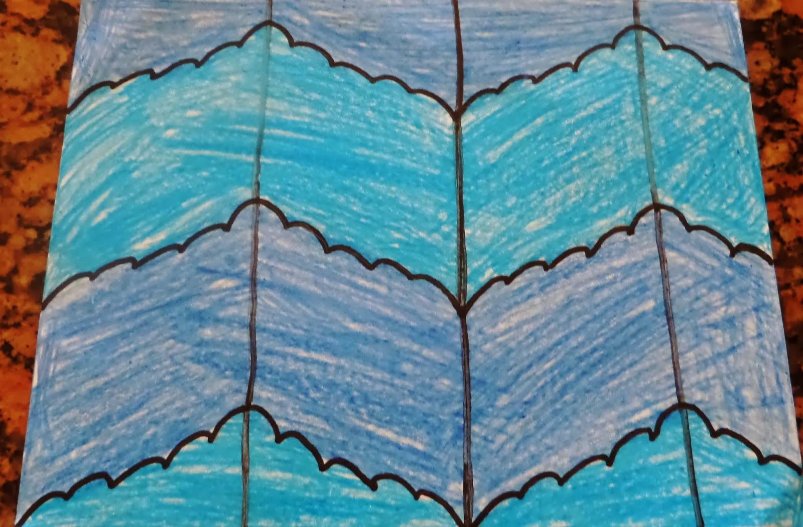 Teaching With Tlc Fun Math Art Ideas