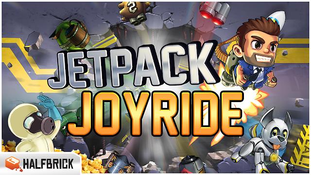 Jetpack Joyride v1.9.12 Apk Mod [monedas ilimitadas]