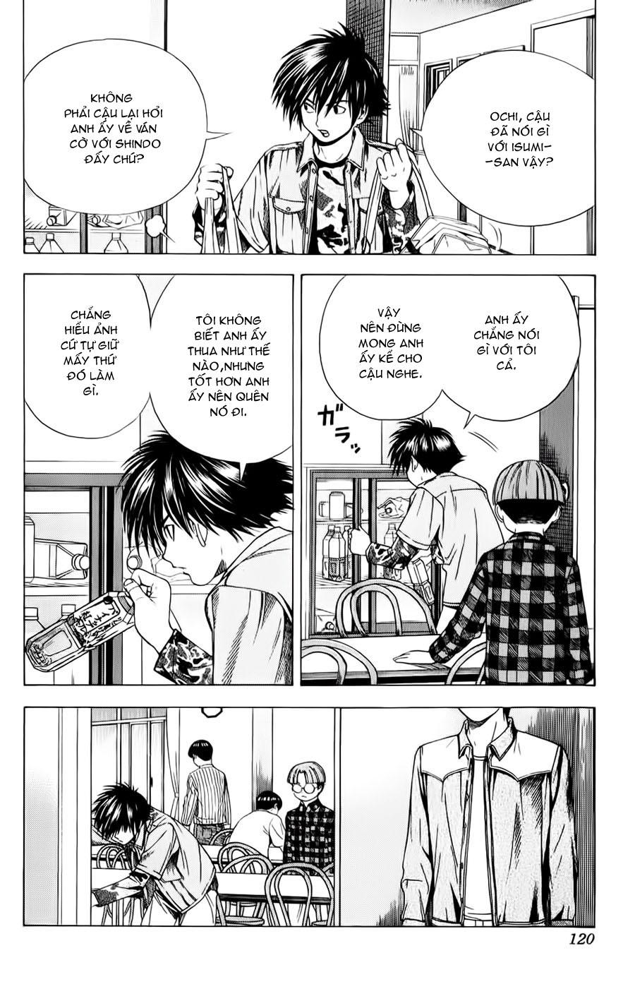 Hikaru No Go hikaru no go chap 84 trang 7