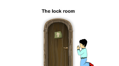 The lock room short story