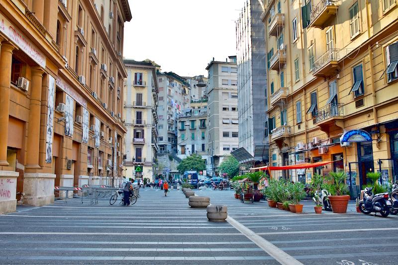 Włochy, Neapol przewodnik, Nepol najlepsza pizza