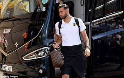 New Wolves goalkeeper Rui Patricio to wear No 11 this season as No 1 is left vacant after Carl Ikeme's retirement