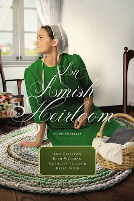 Heidi Reads... An Amish Heirloom by Amy Clipston, Beth Wiseman, Kathleen Fuller, Kelly Irvin