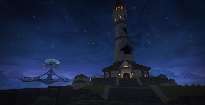 Pirate101 Marleybone Lighthouse