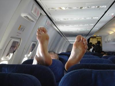 Melahirkan dalam pesawat