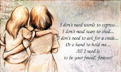 friends for ever friendship day image