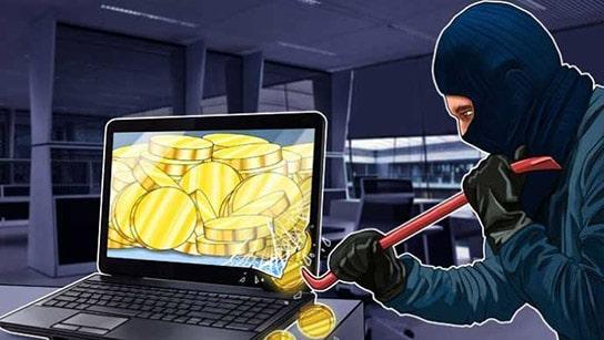 Криптовалютная кража 3