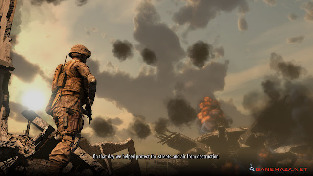 Battle Los Angeles Gameplay Screenshot 3