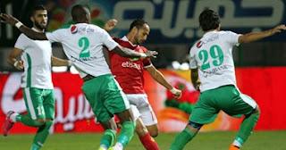 نتيجة مباراة الأهلي والمصري البورسعيدي اليوم الثلاثاء 7-8-2018 في الدوري المصري