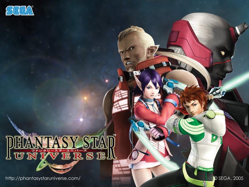 Phantasy Star Online 2 Wallpaper: SuperPhillip Central: SuperPhillip's Favorite VGMs