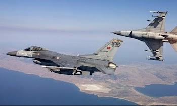e1c65203c Πώς καταρρίφθηκε το τουρκικό F-16 το 1997 από το Mirage 2000 της ΠΑ (