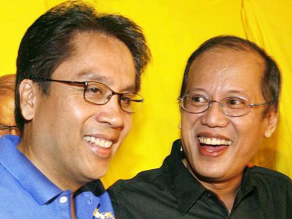 Mar Roxas: I'm not loyal to PNoy