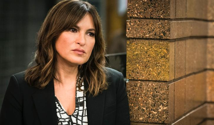 Law and Order SVU - Episode 19.12 - Info Wars - Promo, Sneak Peeks, Promotional Photos & Press Release