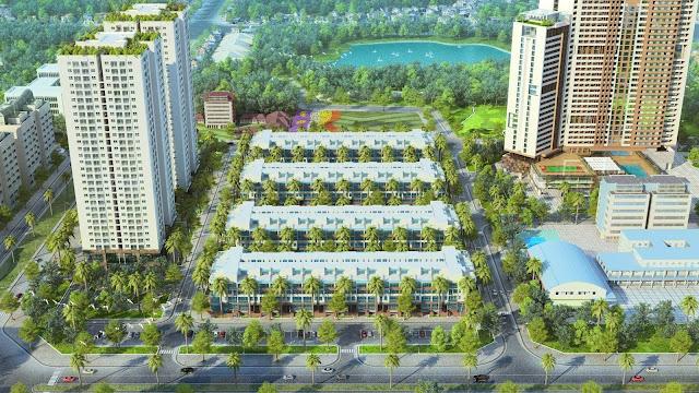 Chung cư HD Mon City.