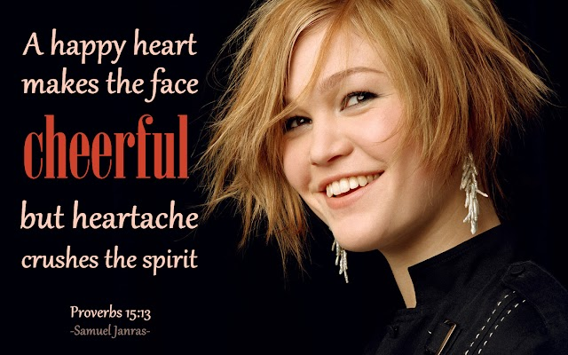 Happy Heart Cheerful - Heartache Crushes Spirit
