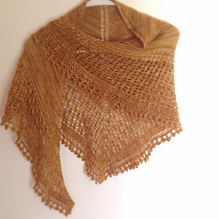 Sunapee Shawl, Knit Picks Chroma fingering, knitdesigns by tian