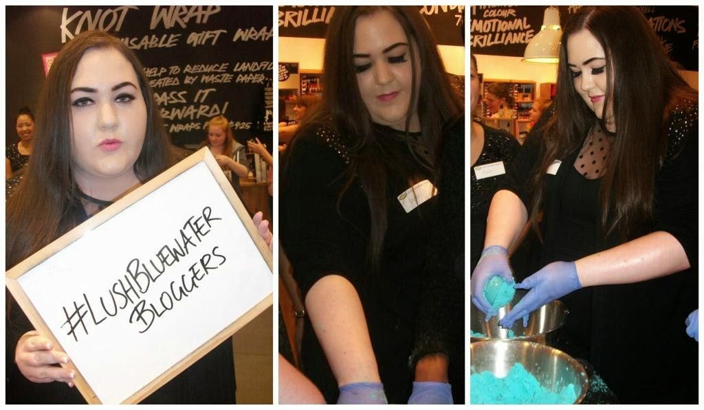 Lush Cosmetic V.I.P Blogger Event