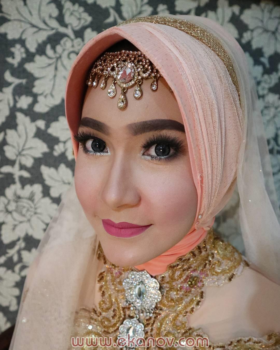 Sejuta Makna di Balik Rias Pengantin Cirebon