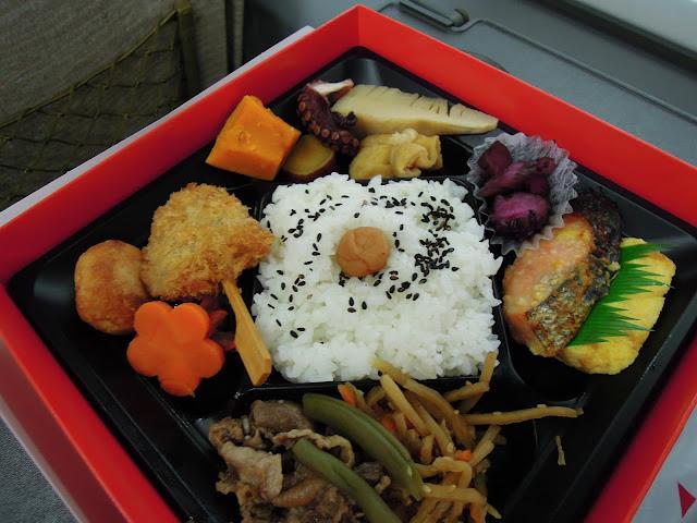 Bento box Giappone