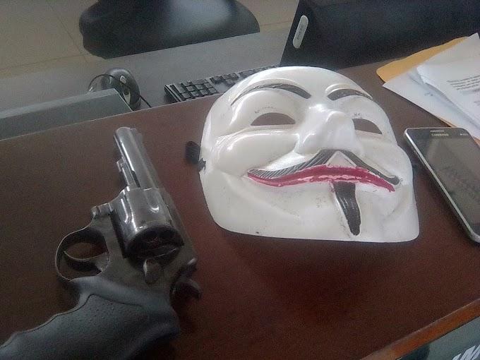 Polícia prende criminosos que atacavam entregadores de produtos eletrônicos