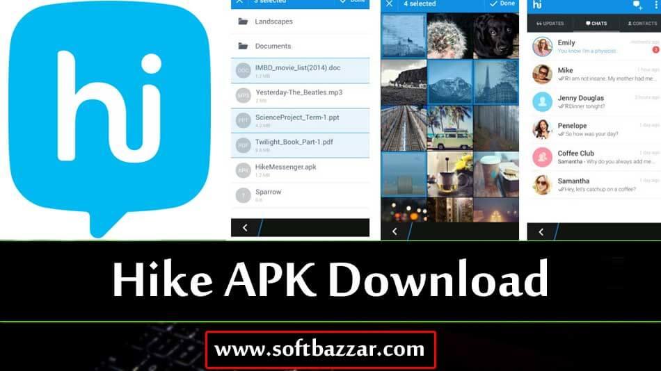 hike download apk