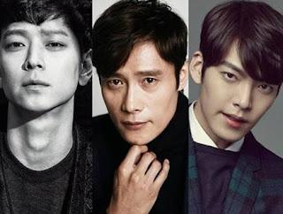 SINOPSIS Tentang Master Film Korea 2016 (Kim Woo-Bin)