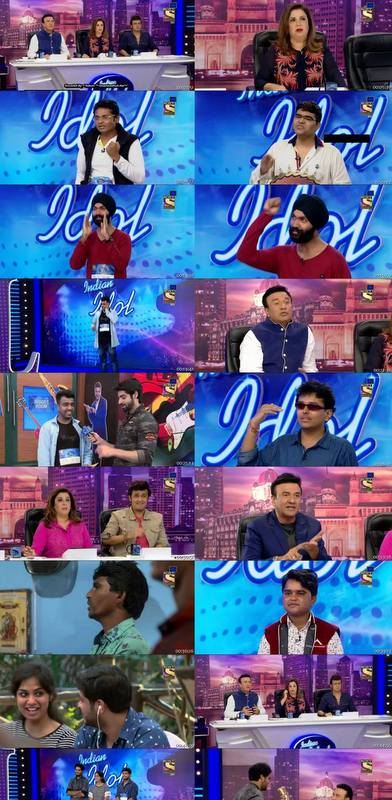 Indian Idol 25th Dec 2016